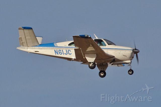 Beechcraft 35 Bonanza (N61JC)