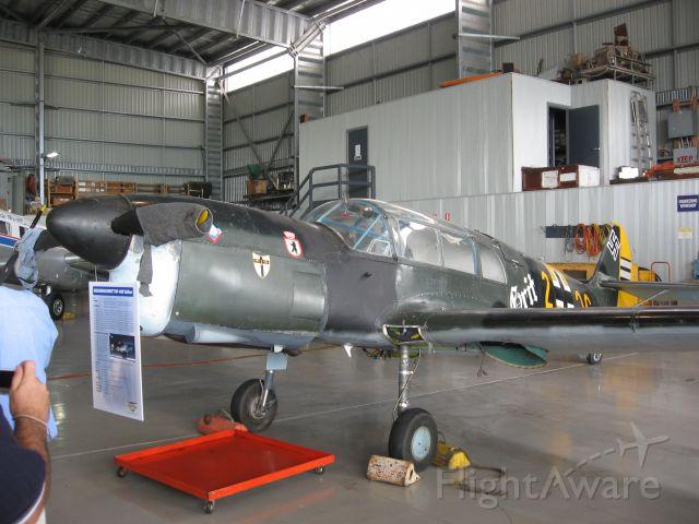 VH-OFS — - Messerschmitt BF 108 Taifun