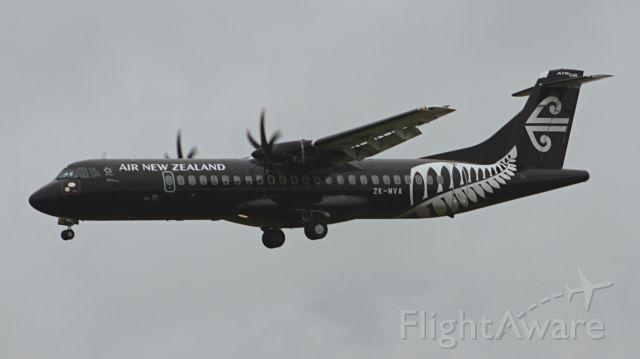 Aerospatiale ATR-72-600 (ZK-MVA)