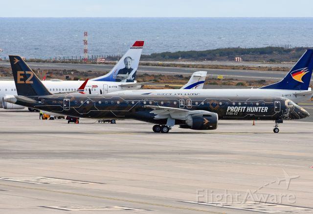 EMBRAER ERJ-190-400 (PR-ZIQ)