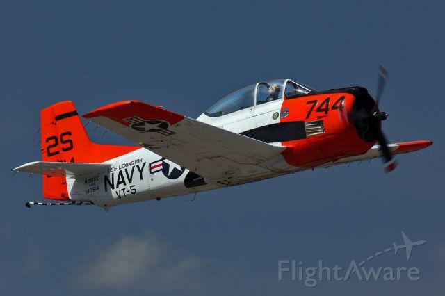 North American Trojan (N28XC) - TICO Warbird Airshow 2014