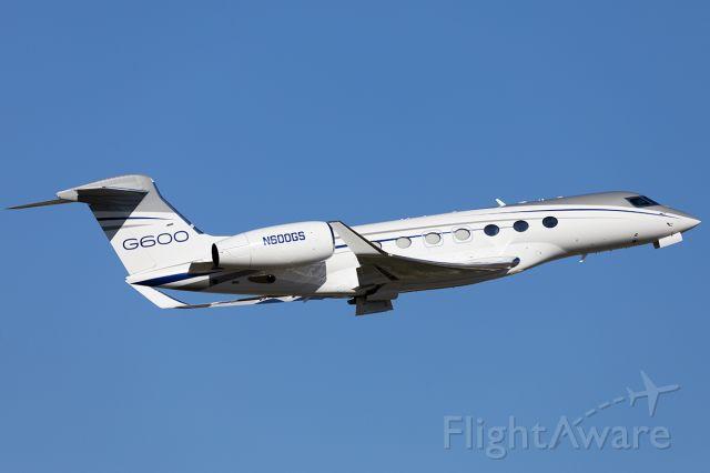 GULFSTREAM AEROSPACE G-7 Gulfstream G600 (N600GS)
