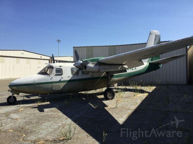 Aero Commander 500 (N6212X)