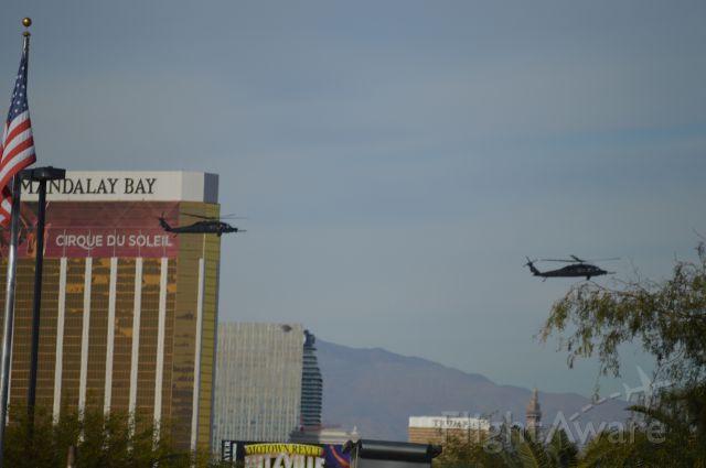 — — - November 20, prepping for the Presidents arrival in the morning in Vegas..