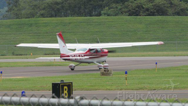 Cessna Cardinal (N34542) - Breakfast Fly-in 8/30/15.