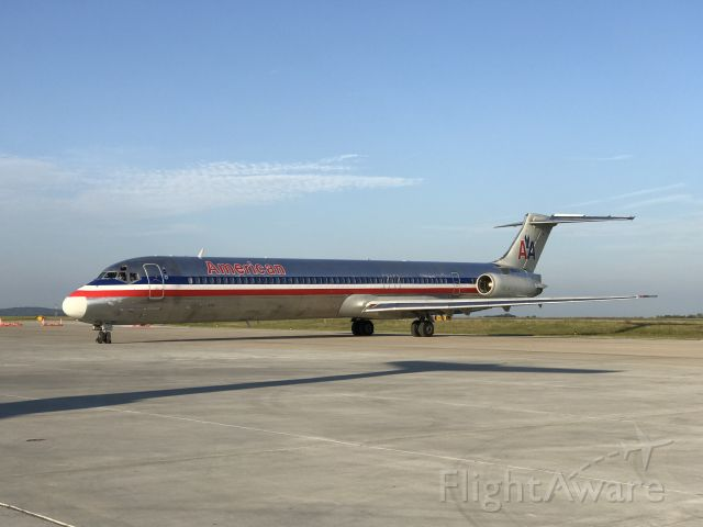 McDonnell Douglas MD-83 (N984TW) - The last MD-80 ever built!