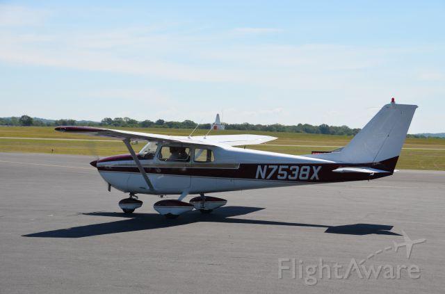 Cessna Skyhawk (N7538X)