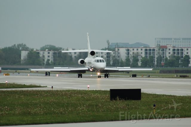 Dassault Falcon 50 (N514MB)