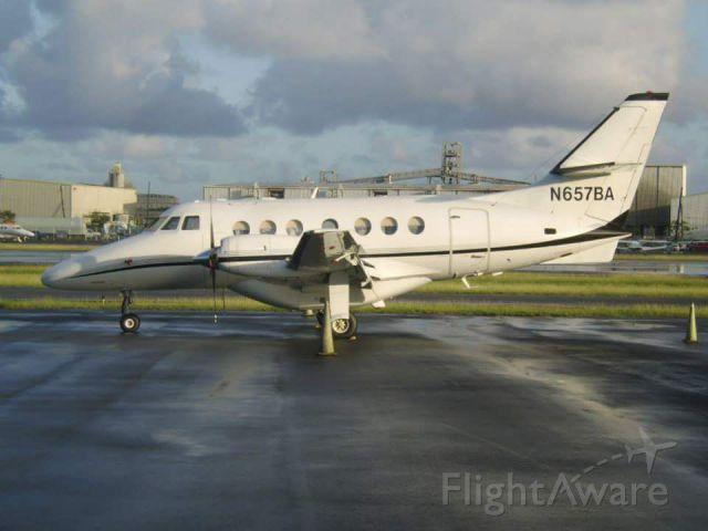 British Aerospace Jetstream 31 (N657BA)