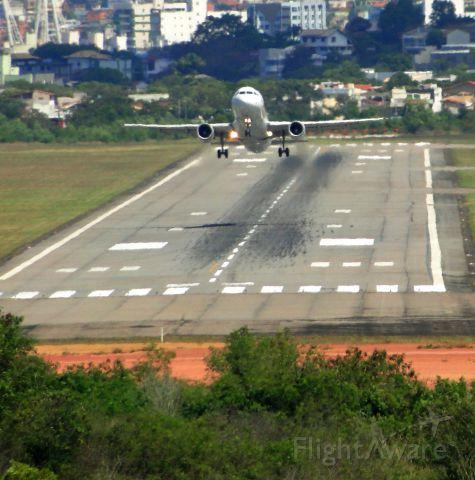 Airbus A320 (PR-MYA)