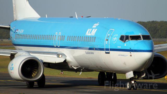 Boeing 737-800 (PH-BXM)