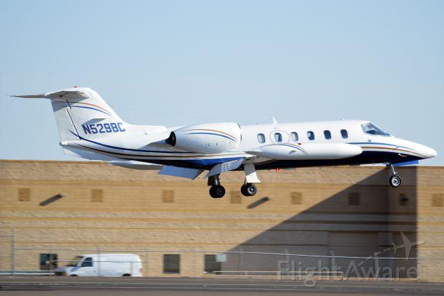 Learjet 35 (N529BC)