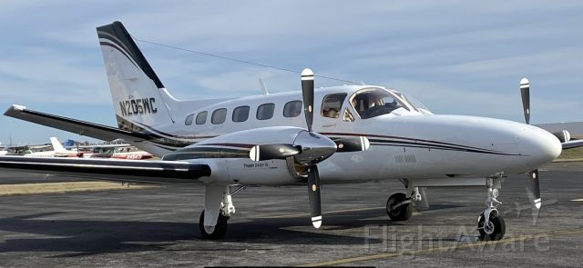 Cessna Conquest 2 (N205WC)