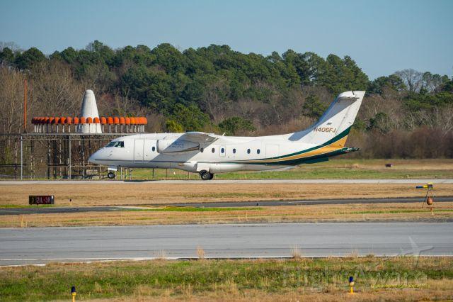 N406FJ — - Dornier aircraft departing Dekalb Peachtree Airport