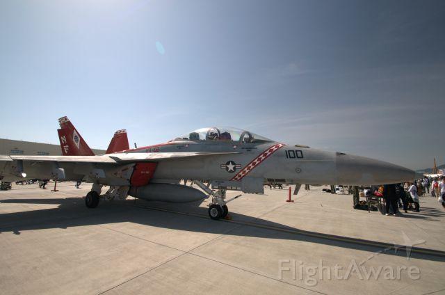 16-6915 — - F/A-18F 166915 USS RONALD REAGAN VFA-102