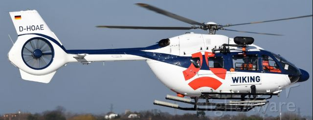 KAWASAKI EC-145 (D-HOAE) - Airbus Helicopters H145