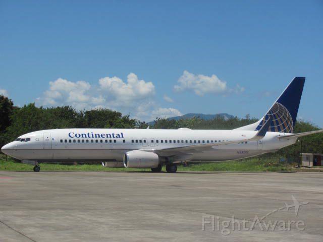 Boeing 737-700 — - Parking @ stand #9
