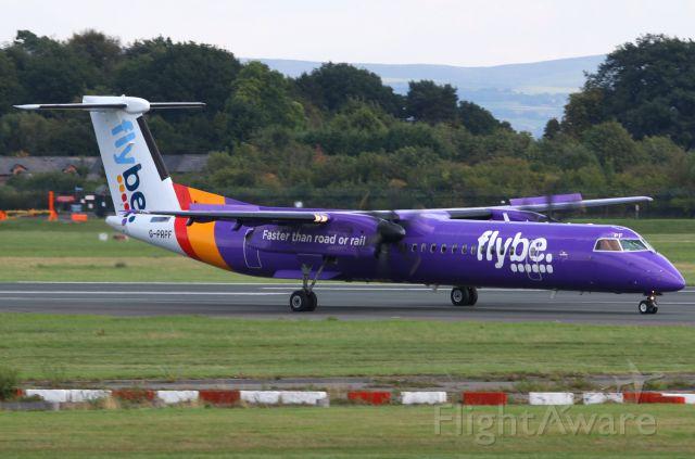de Havilland Dash 8-400 (G-PRPF)