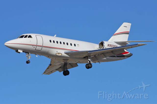 Dassault Falcon 2000 (N903GS)