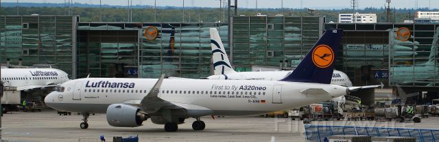 Airbus A321 (D-AINB)