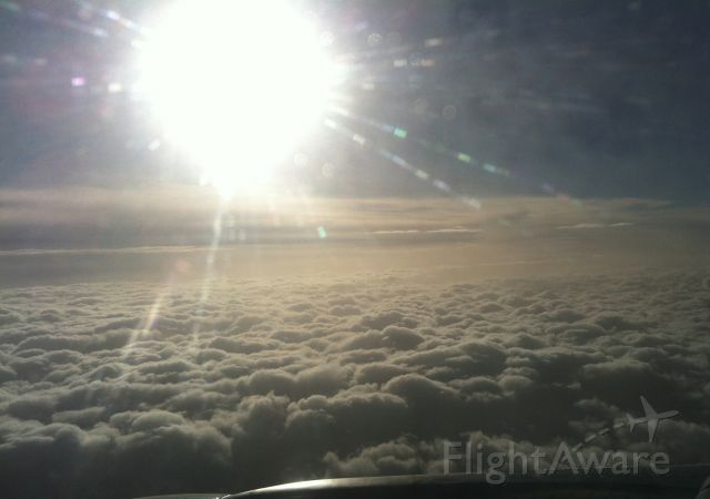 Airbus A320 — - From Rome to Madrid