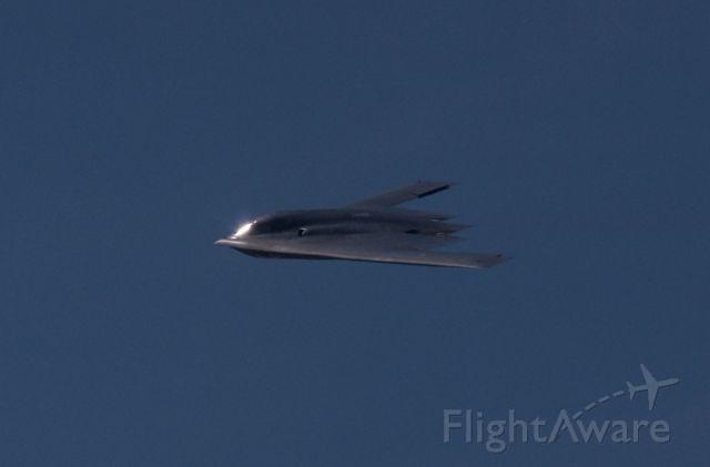 Northrop Spirit — - B2 Flyby