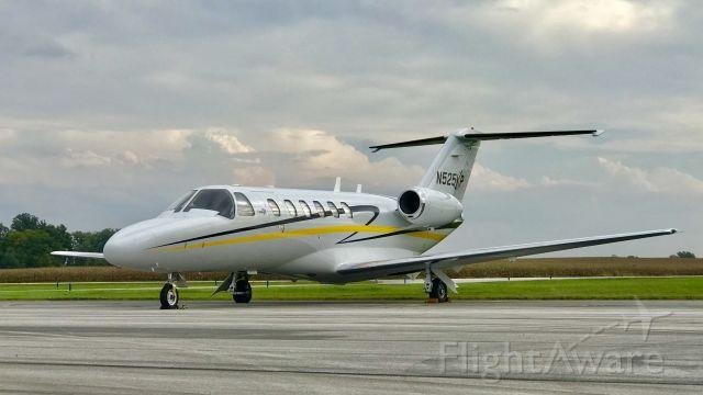 Cessna Citation CJ2+ (N525KP) - NASCAR and dirt track legend, Tony Stewart, has his jet on standby.