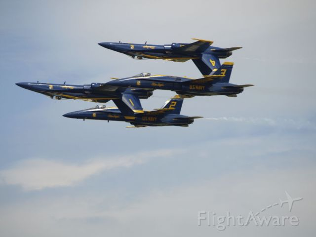 — — - Blue Angels - 2010 JSOH Airshow