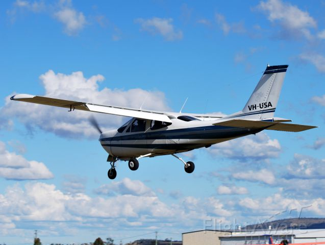 Cessna Cardinal (VH-USA)