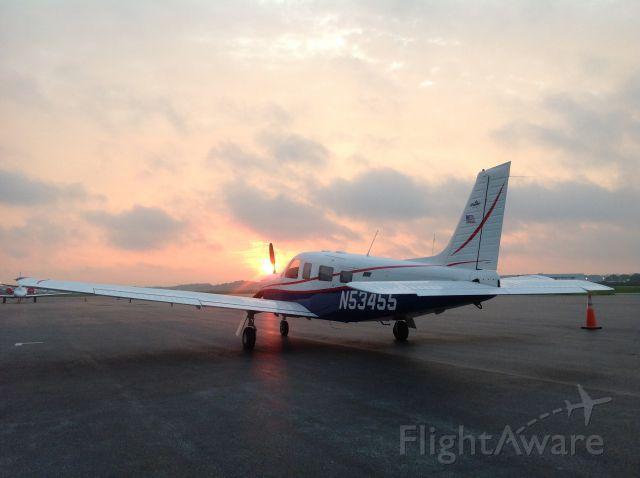 Piper Saratoga (N53455)