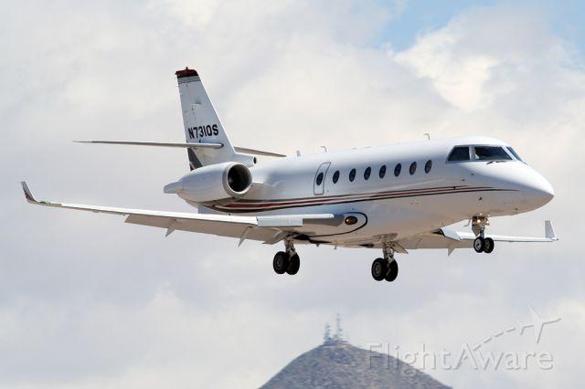 IAI Gulfstream G200 (N731QS)