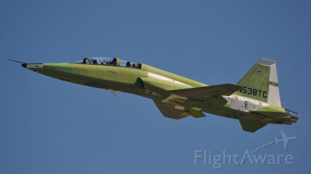 Northrop T-38 Talon (N538TC) - FCF 12/27/10