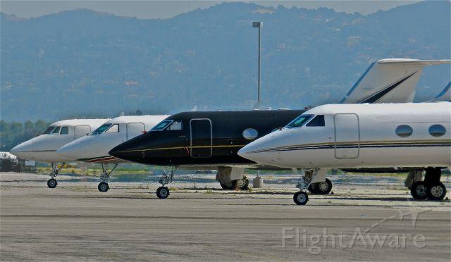Gulfstream Aerospace Gulfstream IV (N269HM)