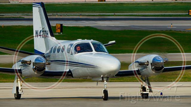 Cessna Conquest 1 (N425DH)
