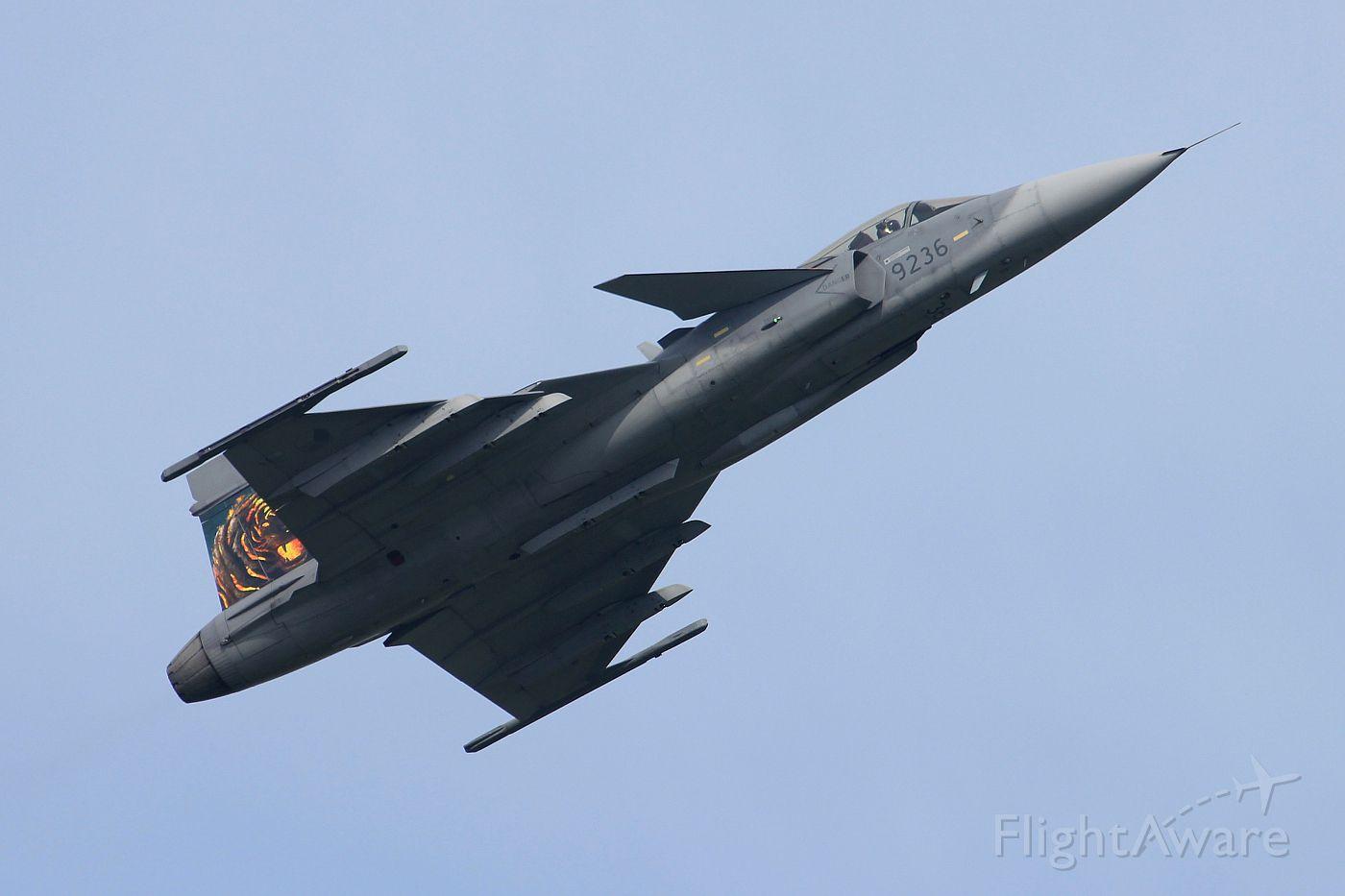 Saab JAS39 Gripen (N9236)