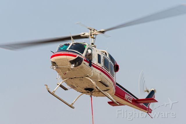 N9122Z — - Working the EL Dorado Fire Redlands California 9-14-2020