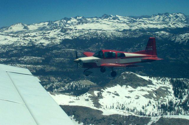 Grumman AA-5 Tiger (N5838L)
