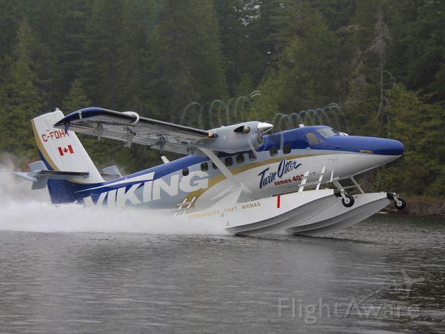 De Havilland Canada Twin Otter (C-FDHT) - Viking Air Limited Series 400 Twin Otter Technical Demonstrator.