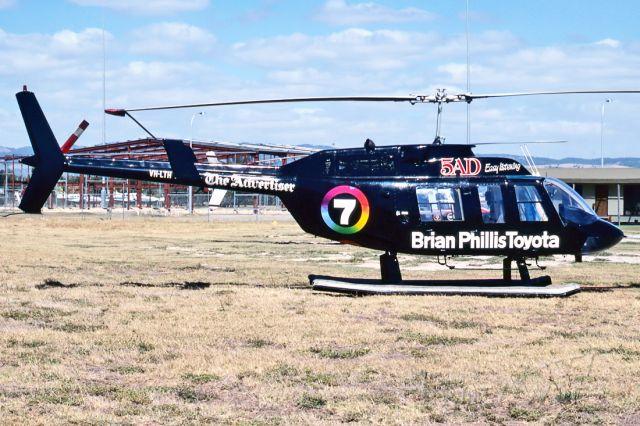 VH-LTH — - BELL 206L-2 LONGRANGER II - REG : VH-LTH (CN 45072) - ADELAIDE INTERNATIONAL AIRPORT SA. AUSTRALIA - YPAD (2/2/1987)