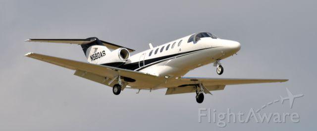 Cessna Citation CJ2+ (N580AS)
