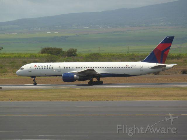 Boeing 757-200 (N752AT) - Maui 2012