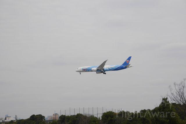 Boeing 787-9 Dreamliner (B-1168) - 787th 787 Dreamliner