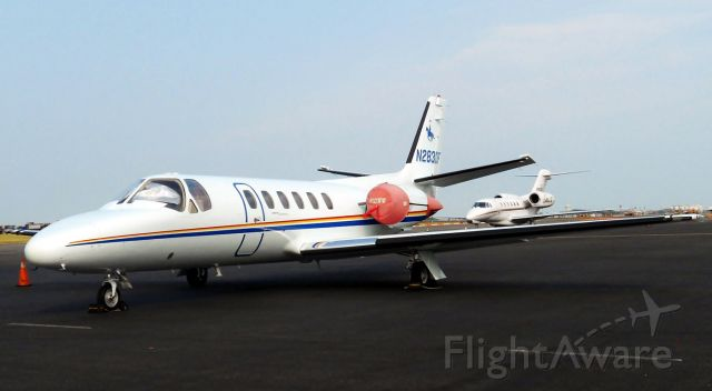 Cessna Citation II (N283DF)