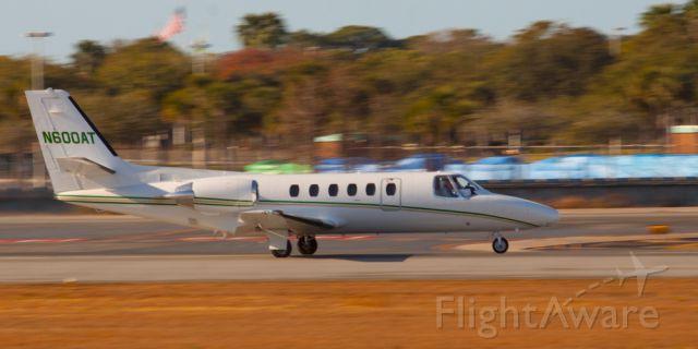 Cessna Citation II (N600AT)