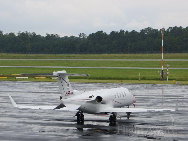 Learjet 45 (N654AT)