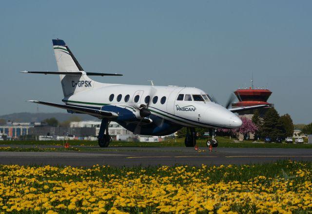 British Aerospace Jetstream Super 31 (C-GPSK)