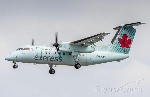 de Havilland Dash 8-100 (C-FPON)