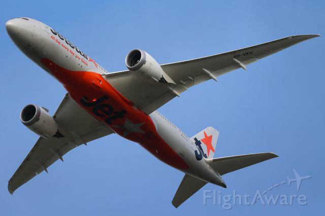 Boeing Dreamliner (Srs.8) (VH-VKH)