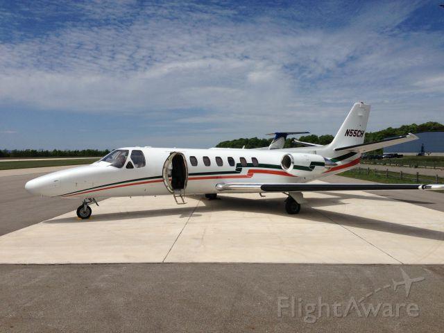 Cessna Citation V (N55CH)