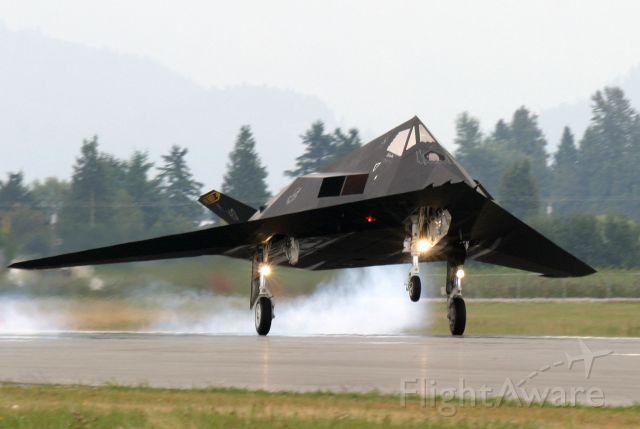 Lockheed Nighthawk — - Demo Abbotsford Airshow